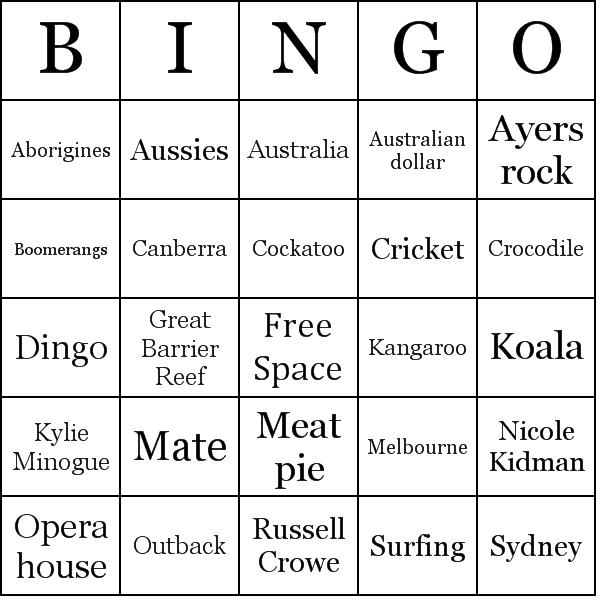 Bingo Canberra