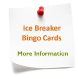 ice-breaker bingo cards