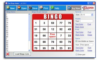 the bingo maker software v2.33.2